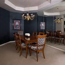 art deco dining room traditional
