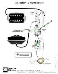 tele wiring diagram 2 humbuckers cigar guitar box the world s largest selection of guitar wiring diagrams humbucker strat tele bass and more