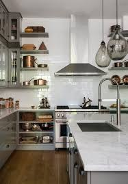 boston copper countertops cost with mini pendant lights kitchen transitional and floating shelves white countertop