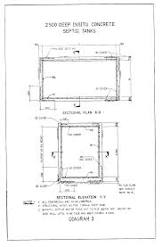 3 Compartment Septic Tank Design Health Treatment Of Sewage And Disposal Of Effluent And