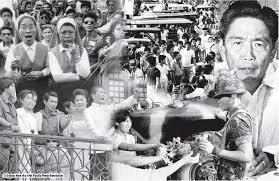 Image result for 1986 People Power Revolution