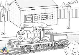 Thomas The Train Coloring Pages Bestofcoloringcom