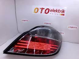 Opel Astra H Sağ Stop Lambası Füme – Oto Elektrik Market