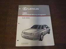 lexus ls repair manual 1997 lexus ls400 ls 400 electrical wiring diagram service repair manual