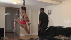 Chillycarlita has intense bondage sex indoors PornDoe