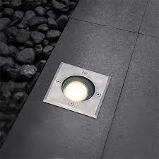 In ground lighting Exterior Bright Star Recessed Ground Light Greenconshyorg Ground Lights Livecopper