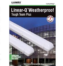 lumex lighting. lumex launch the linearq weatherproof led batten series lighting