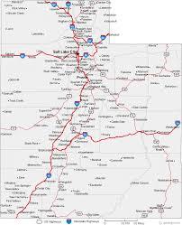 map of utah cities utah road map Map Northeastern Arizona map of utah cities and roads map northeast arizona
