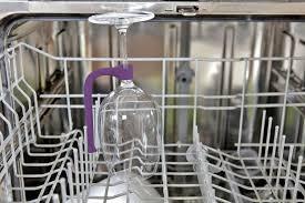 wine glass dishwasher tether