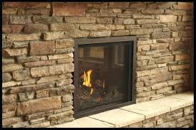 cultured stone around fireplace popular cultured stone fireplace