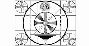 Indian Head Test Pattern Gorgeous Please Stand By Remember These Vintage Test Patterns And Technical
