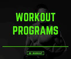250 best free workout programs in 2021