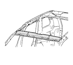 Repair Instructions - Windshield Frame Header Front Panel ...