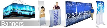 Free Standing Display Boards For Trade Shows