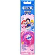 <b>Oral</b>-<b>B</b> EB10-2 Princess 2 Pack Toothbrush Heads