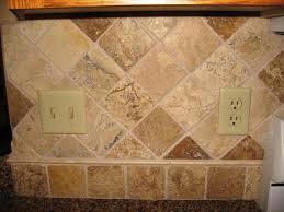 Kitchen Tile Pattern Sandstone Tile Backsplash Stone Tile Backsplash Diamond Pattern