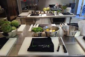 Un Cours De Cuisine à Latelier Guy Martin Autour Des Recettes Du