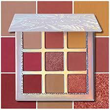 UCANBE <b>Eyeshadow</b> Palette <b>Pro 9 Colors</b> Matte Shimmer ...