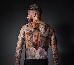 фанаты показали каких еще татуировок не хватает серхио рамосу реал