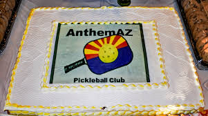 Pictures Of Anthem Az Pickleball Action