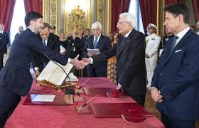 Roberto Speranza, non medico, è il nuovo ministro della ...