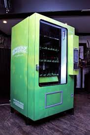 Zazzz Vending Machine Fascinating EagleVail Dispensary To Get First Marijuana Vending Machine