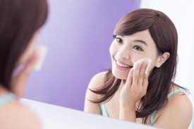 doing so can prevent clogged pores and breakouts