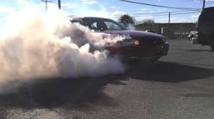 Buick Regal GS Burnout (supercharged 3.8L) - YouTube