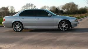 video - e38 740i sport 20'' MK motorsport mrr mk1 wheels silver ...