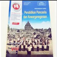 Adanya kebebasan untuk berekspresi b. Jual Buku Kunci Jawaban Pr Pendidikan Pancasila Kelas 8 Semester 2 Kota Surabaya Happy Shope Toped Tokopedia