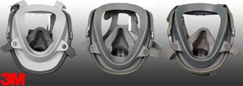 Half Mask Respirator Size Chart Choosing The Right Size 3m Respirator Mask