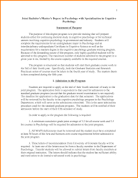 Personal Statement Sample For Resume 24 Personal Statement For Master Pay Statements 18