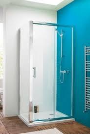 image for aqsl14 aqfsp90 premier pacific 1400 x 900 sliding door shower enclosure