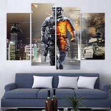Military Bedroom Decor Online Get Cheap Art Military Aliexpresscom Alibaba Group