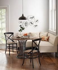 Kitchen Nook Furniture Set Beautiful Room White Sofa Black Chandelier Kitchen Nook Set