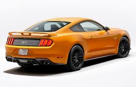 2018 ford mustang ecoboost. contemporary 2018 2018 ford mustang gt rear quarter right photo inside ford mustang ecoboost o