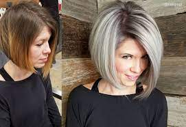 flattering hairstyles for thinning hair
