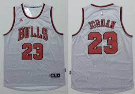 Anniversary Here Michael Jordan With Bulls Jersey Sale Incrediable Price Well-done 23 Nba Stitched A Grey