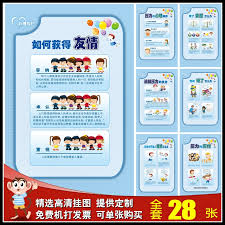 Campus Safety Publicity Wall Chart Primary And Secondary