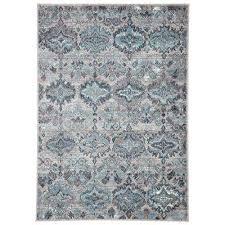 jaipur living valen gray 7 ft 10 in x 10 ft 2 in ikat rectangle rug