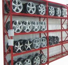 Alloy Wheel Display Stand flooring metal truck tyre display racktyre shelftire exhibition 79