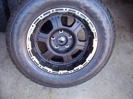 Pro Comp Beadlock Style wheels 17x8 with 5x5 Chevy Bolt Pattern ...