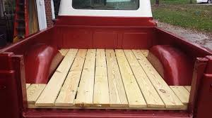 picture of wood bed