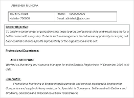 career objective for mba resumes career objective for mba resume sample resume for freshers how to