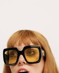 gucci 57mm square sunglasses. the breakdown: a gucci resort look, deconstructed 57mm square sunglasses s