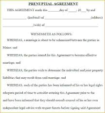 prenup samples uploaded by prenuptial agreement form free printable california