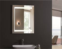 free standing vanity mirror with lights new bathroom bathroom lighted mirrors