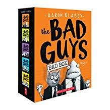 the bad guys books 1 5 box set