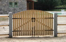 wood fence driveway gate.  Fence Wooden Driveway Gates In Wood Fence Gate T