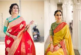 Latest Blouse Designs Photos 2019 41 Latest Pattu Saree Blouse Designs To Try In 2019